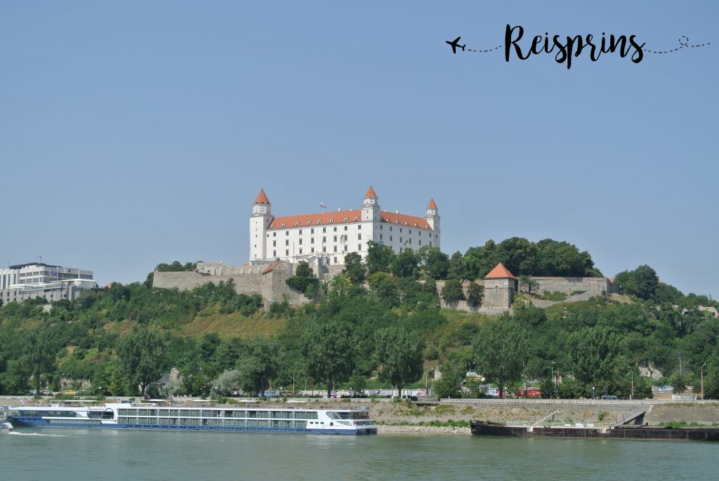 De Burcht van Bratislava