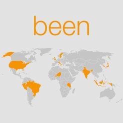 Been, een van de favoriete apps voor op reis!