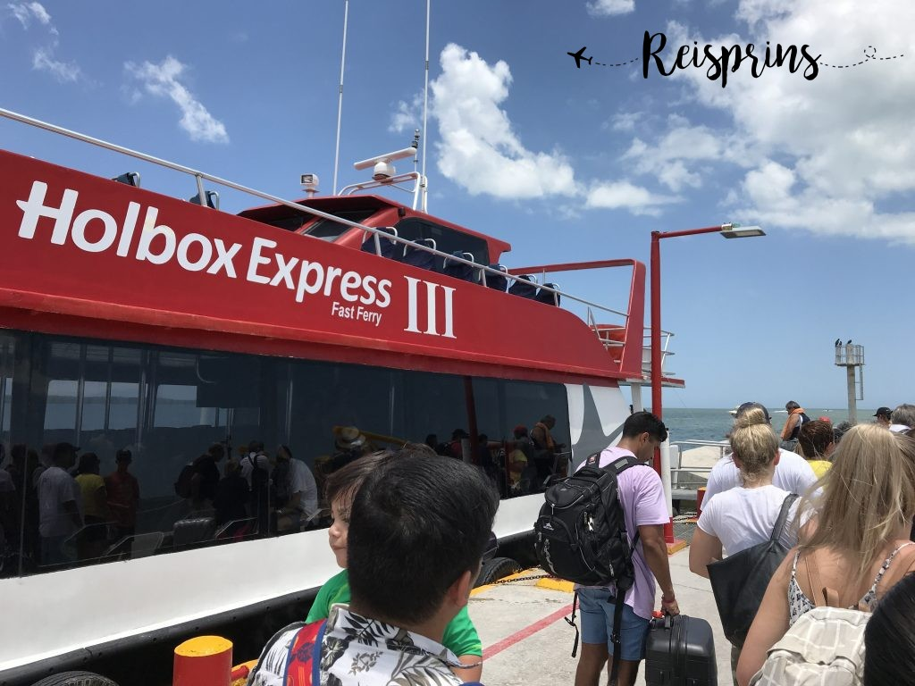 Holbox Express