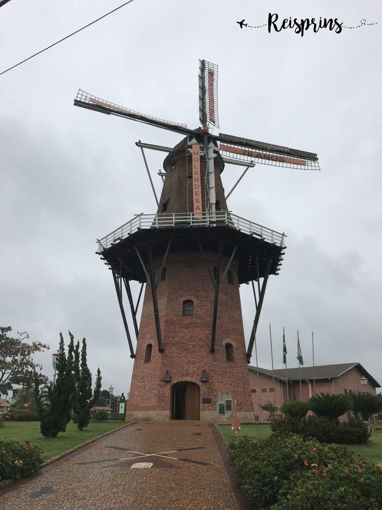 De molen van Holambra