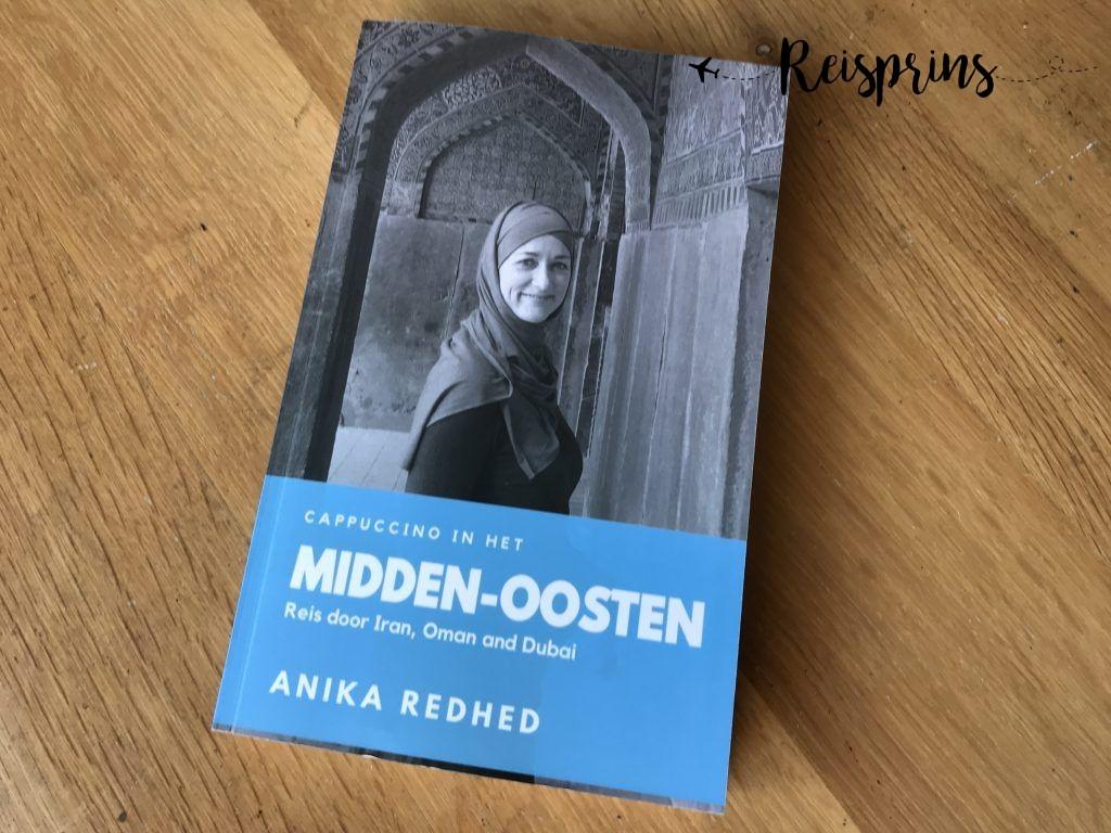 De cover van Anika Redhed - Cappuccino in het Midden-Oosten
