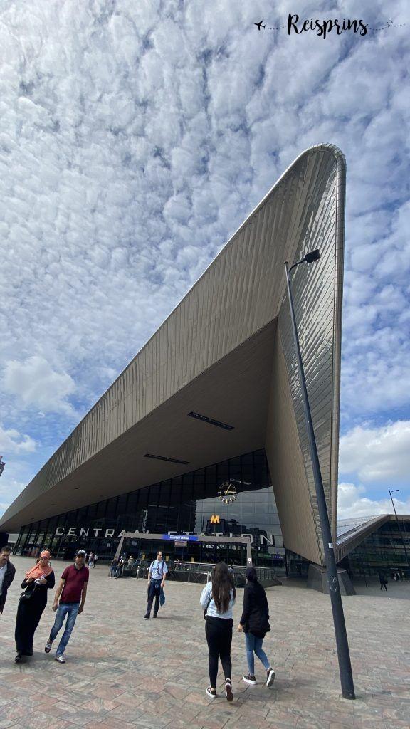 Centraal Station van Rotterdam