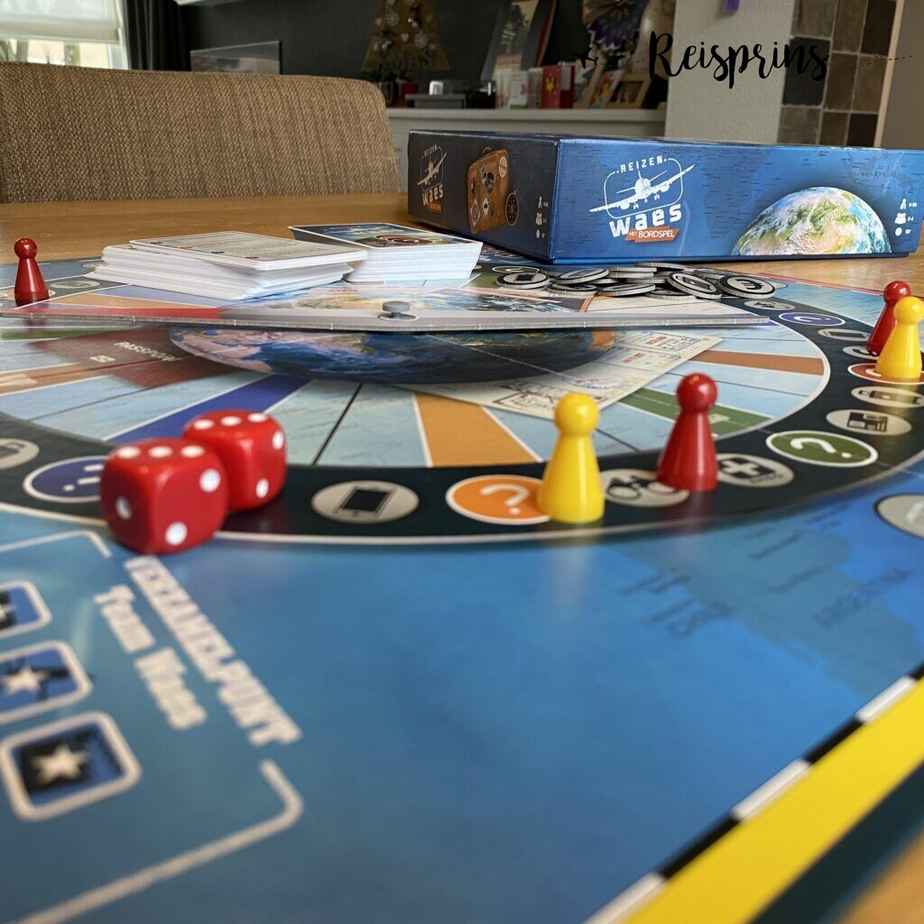 De centrale kompaswijzer is een essentieel onderdeel van het spel